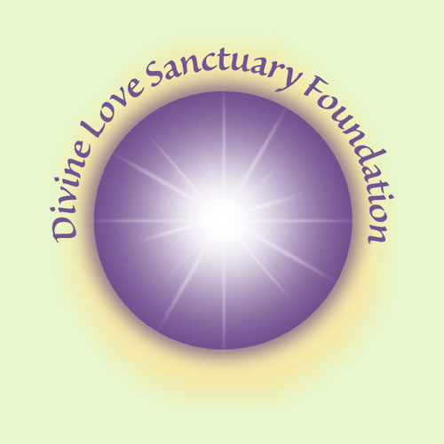 Divine Love Sanctuary Foundation Mobile Logo